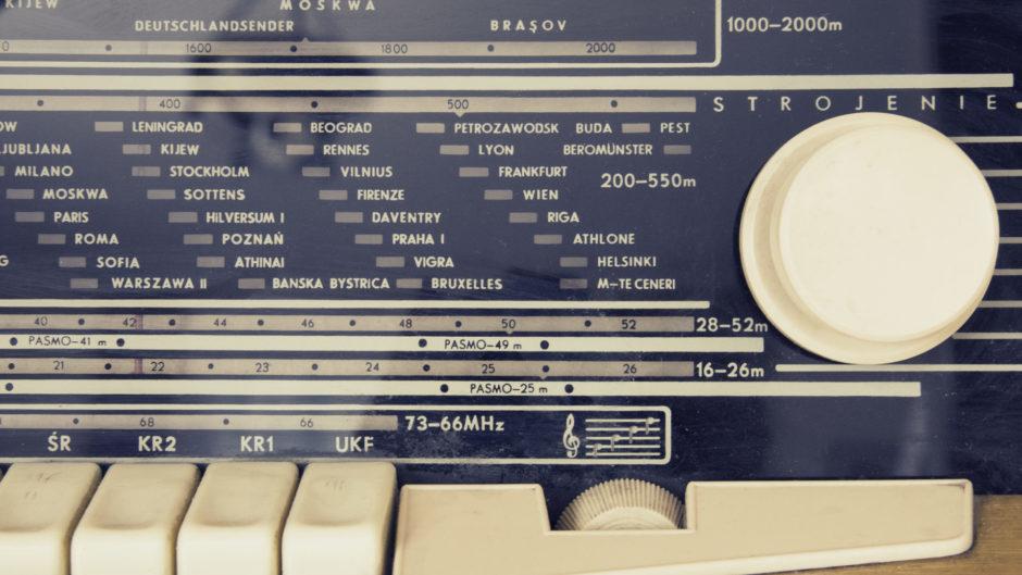 Geschichte des Radios